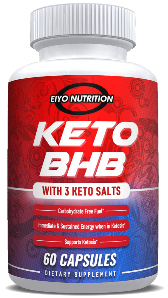 Why Do I Need Keto BHB Salts for The Keto Diet?