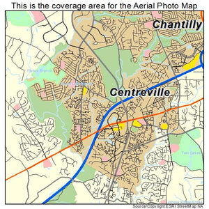 Why Move to Centreville Virginia?