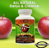 An Apple a Day- Apple Cider Vinegar Pills - Eiyo Nutrition -  Eiyo Nutrition