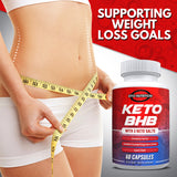 Keto BHB Salts - Supports Ketosis and Weight Loss - Keto Diet -  Eiyo Nutrition