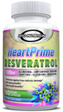 Resveratrol 1,200 mg Polyphenol Supplement -  Eiyo Nutrition