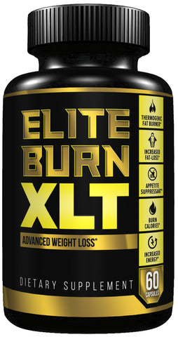 Elite Burn XLT - Thermogenic Fat Burner - Eiyo Nutrition -  Eiyo Nutrition