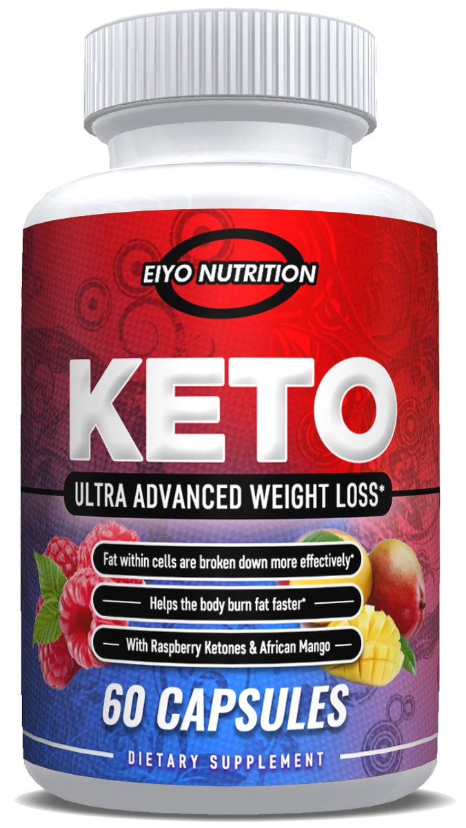 Keto Ultra - Advanced Weight Loss Dietary Nutritional Supplement