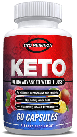 Keto Diet Ultra Advanced Weight Loss Dietary Nutritional
