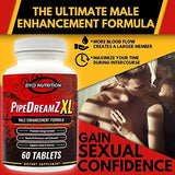 PipeDreamZ XL - Male Enhancement Formula,  Male Enhancing Pill - Eiyo Nutrition -  Eiyo Nutrition