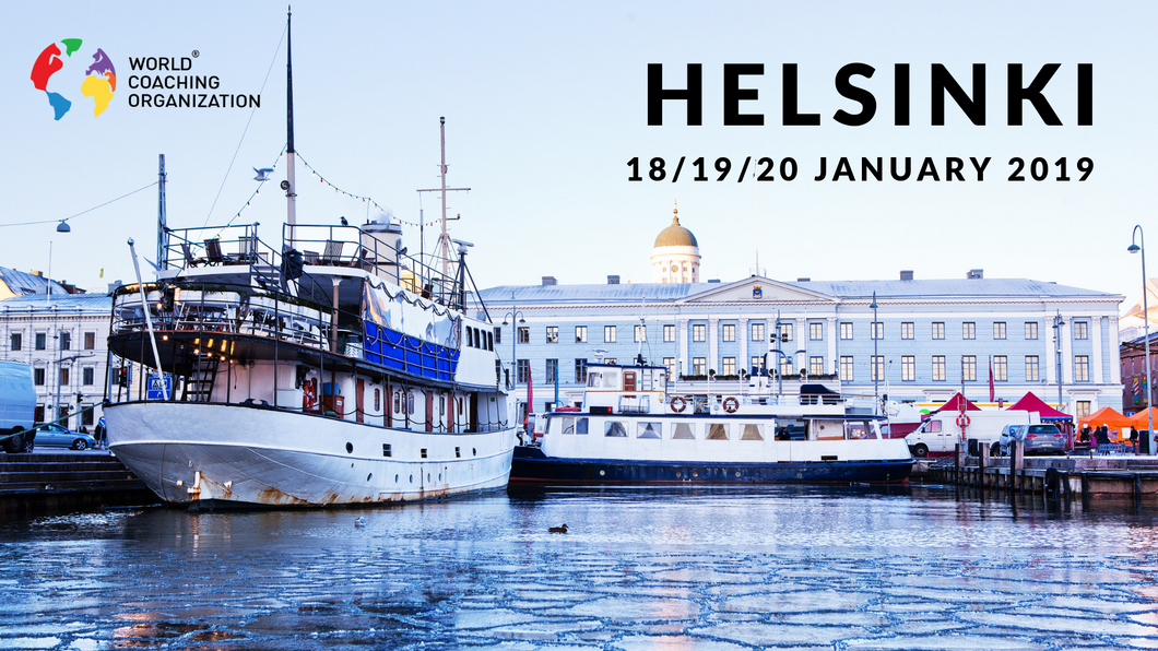 International Coaching Certification, Helsinki January 2019