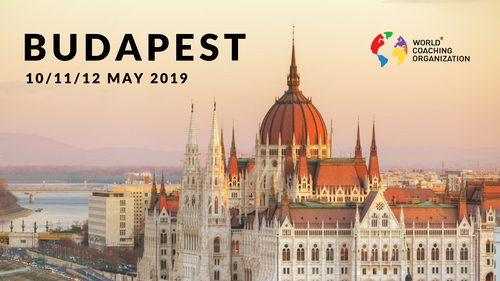 International Coaching Certification, Budapest May 2019