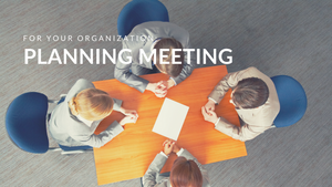 Coaching training: planning meeting
