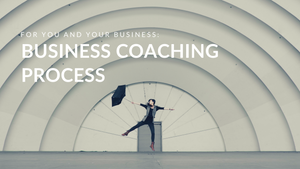 Business coaching process (10 sessions)
