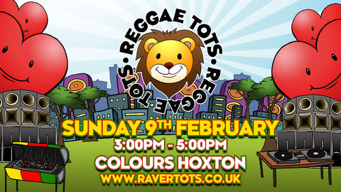 Reggae Roast to play at Reggae Tots!