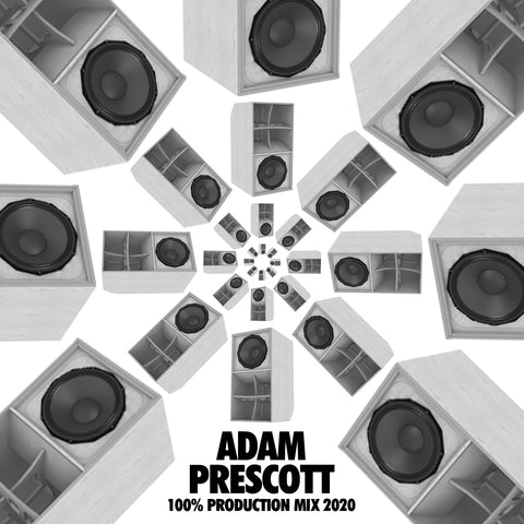 LISTEN: 100% Production Mixtape from Adam Prescott
