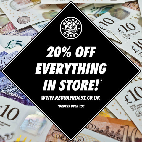 SALE: 20% OFF EVERYTHING! *This November*
