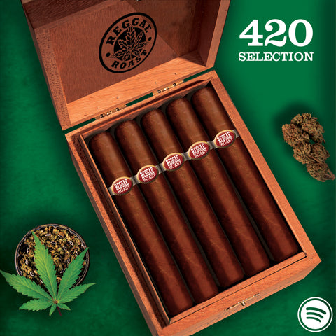 LISTEN: Reggae Roast 420 Selection!