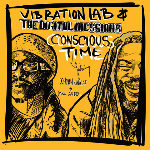 LISTEN: New Music from Vibration Lab!