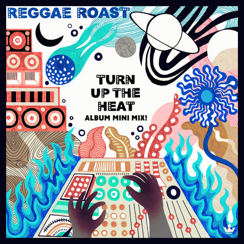LISTEN: 'Turn Up The Heat' Album Minimix