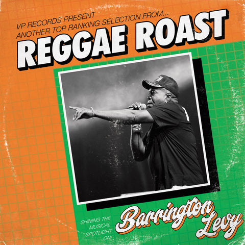 LISTEN: Reggae Roast x Barrington Levy!
