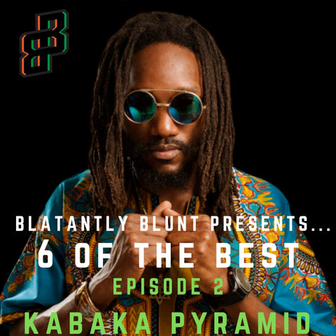 LISTEN: Kabaka Pyramid in conversation