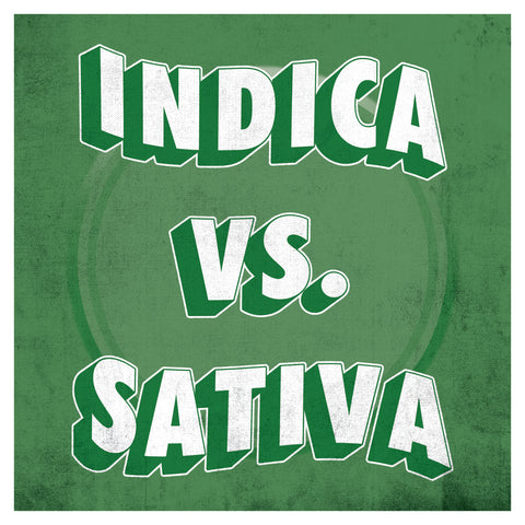 READ: Indica Vs. Sativa