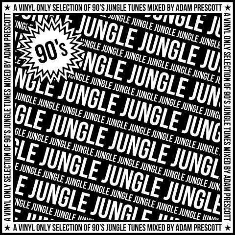 LISTEN: 90's Jungle Rinseout!