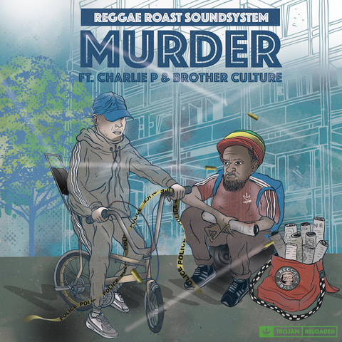 MUSIC VIDEO: Reggae Roast Soundsystem - 'Murder' (Feat. Brother Culture & Charlie P)