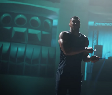 WATCH: Reggae Roast Soundsystem x Anthony Joshua