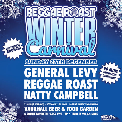 EVENT: Reggae Roast Winter Carnival