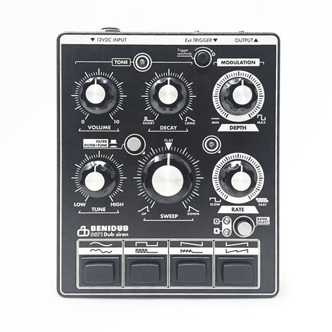 BENIDUB DS71 ANALOGUE TABLETOP DUB SIREN