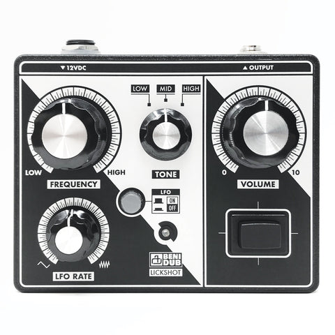 BENIDUB  LICKSHOT DS01 ANALOGUE DUB SIREN