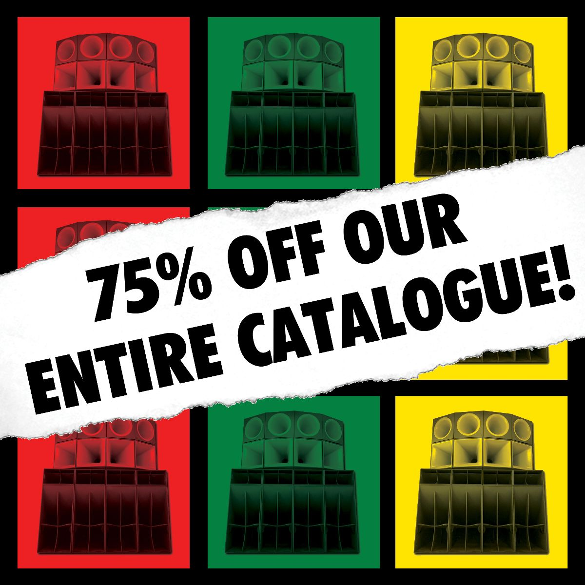 REGGAE ROAST COMPLETE DISCOGRAPHY BUNDLE (DIGITAL) -  MASSIVE DISCOUNT!