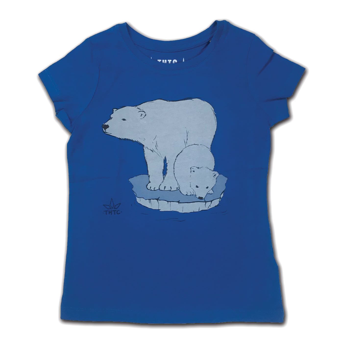 Solar Bears - THTC Organic Hemp T-Shirt (Kids)