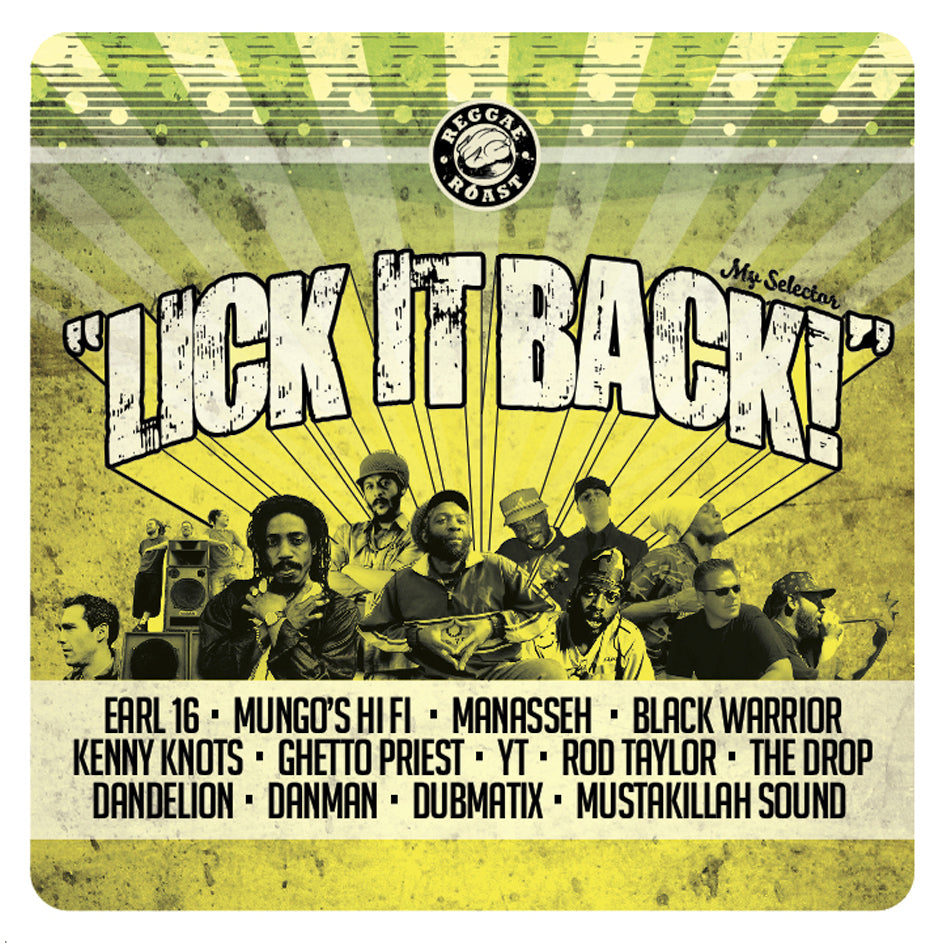 LICK IT BACK (COMPILATION ALBUM) - CD 7 & DIGITAL DOWNLOAD
