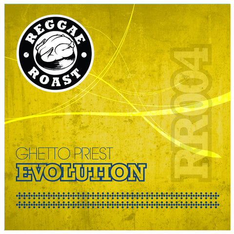 "EVOLUTION - GHETTO PRIEST, RICHIE PHOE, RACK N RUIN - 7"" VINYL & DIGITAL DOWNLOAD"