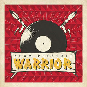 WARRIOR LP - ADAM PRESCOTT & FRIENDS - DIGITAL DOWNLOAD