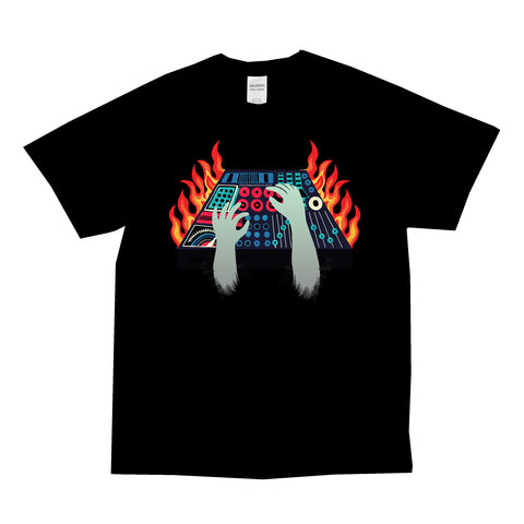'Turn Up The Heat' T-Shirt