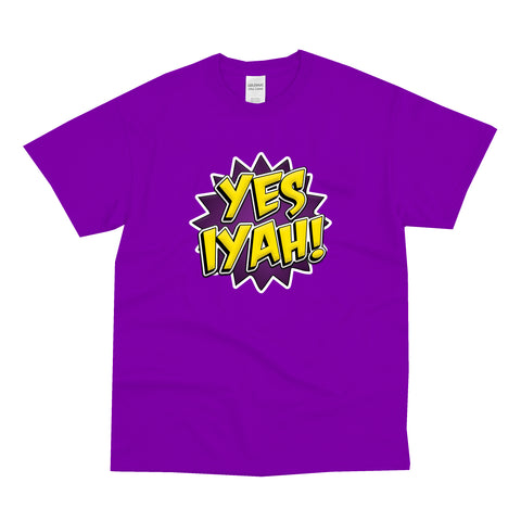 Yes Iyah! T-Shirt