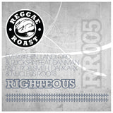 "RIGHTEOUS - DANMAN, EVERGREEN, LANDLORD & RUCKSPIN, RSD, NUCLEUS ROOTS, DARK ARX - 12"" VINYL & DIGITAL DOWNLOAD"