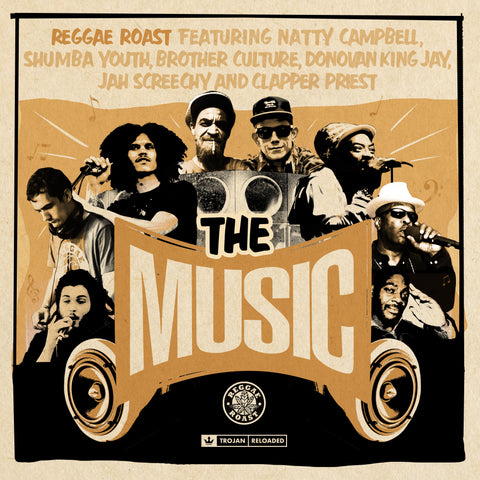 The Music EP - Reggae Roast Soundsystem