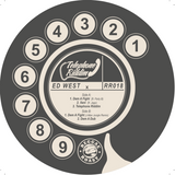 "TELEPHONE RIDDIM - ED WEST, PARLY B, JAGO, J MAN, FLECK - 12"" VINYL & DIGITAL DOWNLOAD"