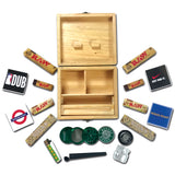 The Reggae Roast Stash Box