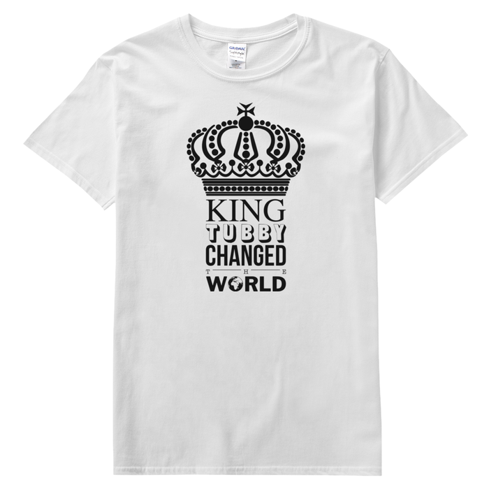 King Tubby Changed The World T-Shirt