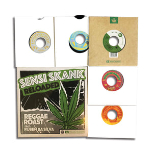 6 x Reggae Roast Vinyl Bundle (Save £15)