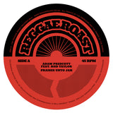 "PRAISES UNTO JAH - ROD TAYLOR, ADAM PRESCOTT, ALPHA STEPPA, VIBRATION LAB - 7"" VINYL & DIGITAL DOWNLOAD"
