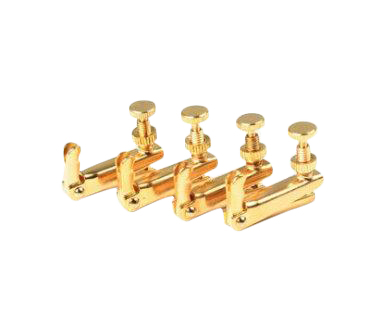 Buy Wholesale Professional Violin Golden Color Fine Tuner