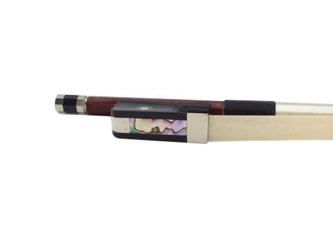 Buy Wholesale High Quality French Style Carved Ebony & Brazilian Wood Bass Performance Round Bow