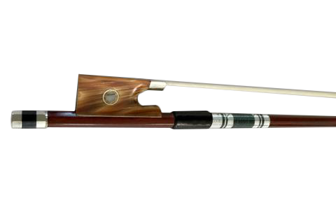 Buy Wholesale Quality Carved Ox Horn & Carbon Fiber Violin Performance Round Bow
