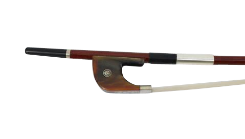 Buy Wholesale Concert Grade German Type Carved Ox Horn & Green Wood Bass Performance Round Bow