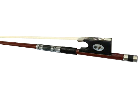Buy Wholesale Quality Plum Blossom Carved Golden Ebony & Brazilian Wood Violin Performance Round Bow
