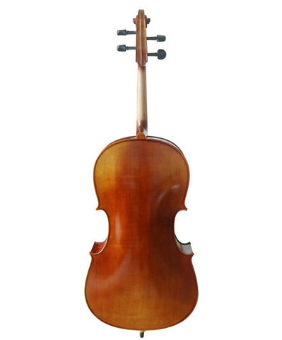 Wholesale Model SRC1003 Professional Level Solid Spruce & Ebony Cello Different Sizes with Accessories