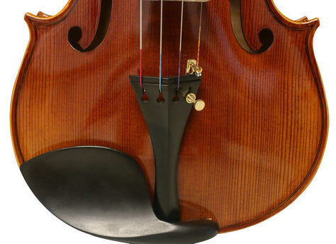 Buy Wholesale Concert Grade Purely Handmade Solid Spruce & Ebony Made Violin Different Sizes with Accessories