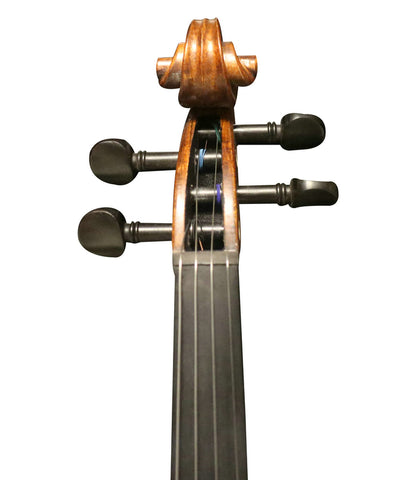 Buy Wholesale Professional Korean Type Tiger Stripe Violin Different Sizes with Accessories